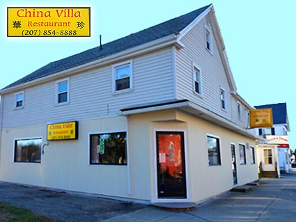 About China Villa Restaurant of Westbrook, Maine